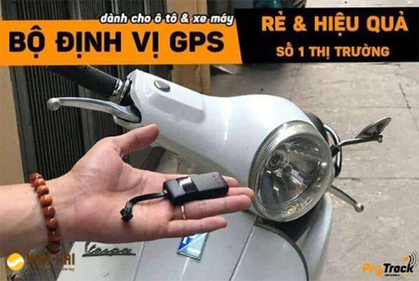 Định vị xe máy X1 mini