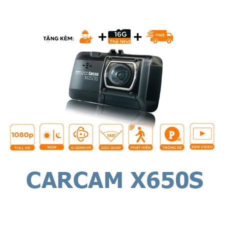 Camera hành trình Carcam-X650s